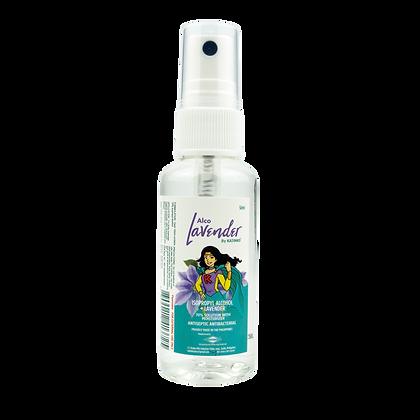 AlcoLavander 50ml Spray set of 6