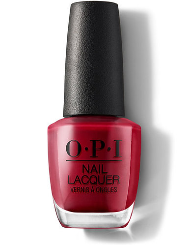 OPI Red (Pearl)