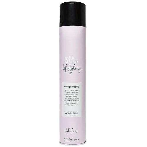 milk_shake Strong Hairspray,16.9 Fl Oz