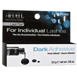 Ardell LashTite Adhesive For Individual Lashes Dark, .125 oz