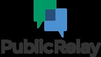 PublicRelay-Dark-Logo-Vertical-Interlace