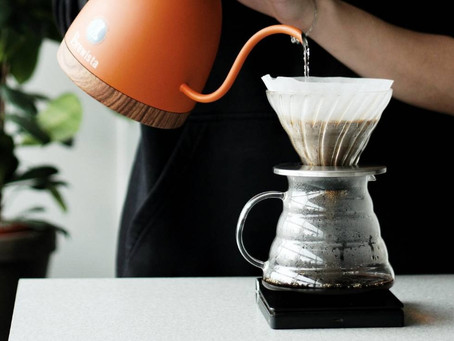 Top 5 ways a smart coffee scale improves productivity
