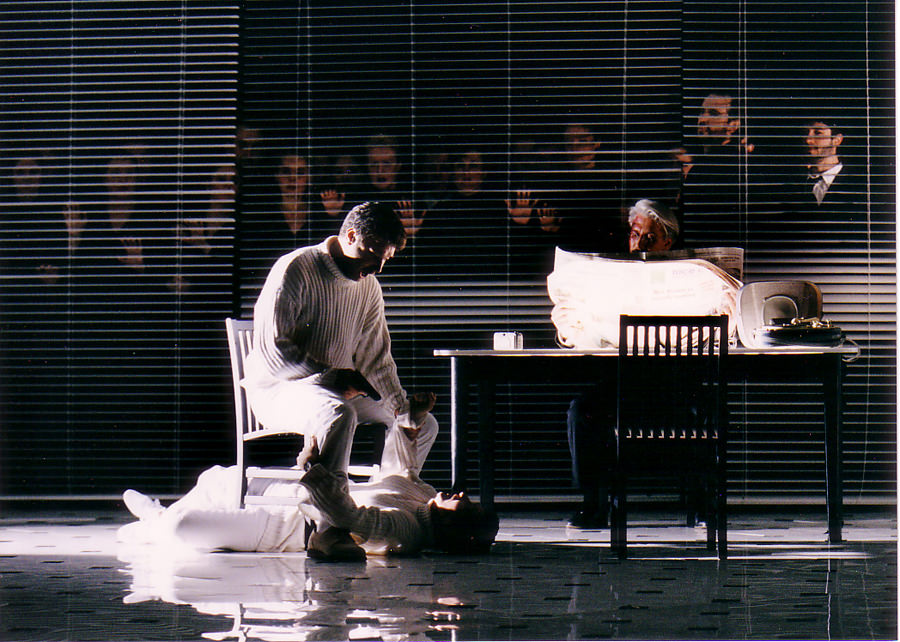 Opéra Comique, Clara, W. Bosch-Alfonsi, mes. Gunter Kramer, mus. Hans Gefors