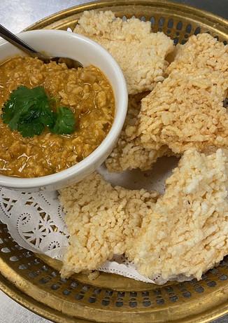 Thai Gourmet Crispy Rice