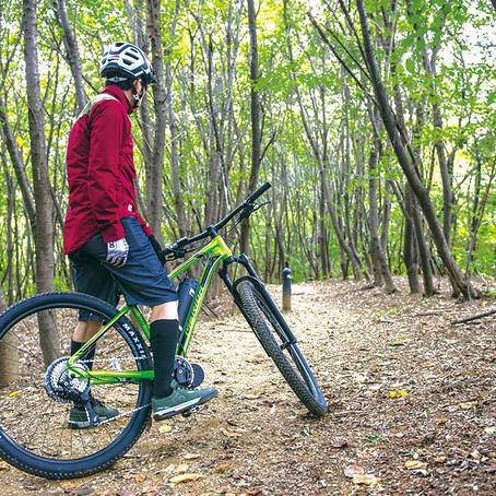 [GOSPADE] 전기자전거로 다시 태어나다 메리다 빅나인 500+고스페이드