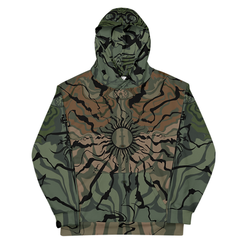 Center of the Earth Hoodie