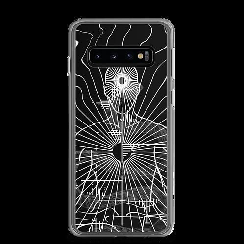 """""""Center"""" Samsung Case black"""