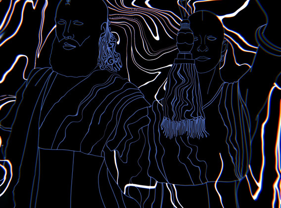 Return to the Well - LVDF x SYZYGY (Album Art)
