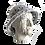 Thumbnail: Crochet Hat Silver