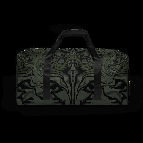 """""""Topography"""" Duffle bag"""