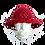 Thumbnail: Crochet Hat Garnet