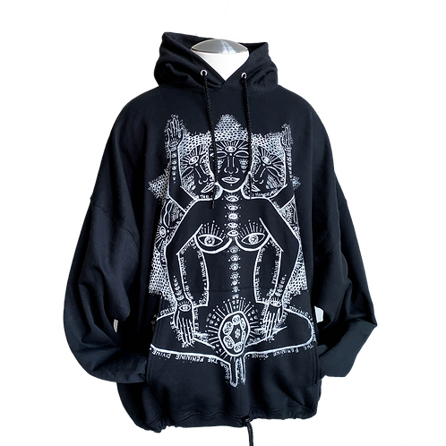 DivineMother tattoo hoodie