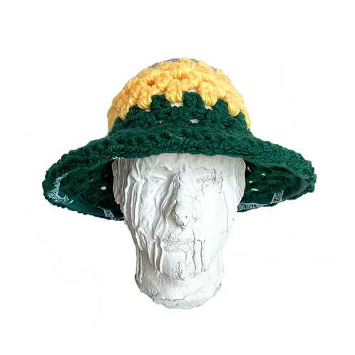 Crochet Hat Sunshine