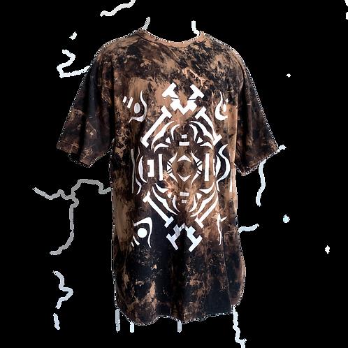 Papercut Acid wash shirt