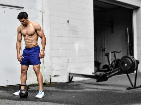 Nutrition & Training Tips From The Personal Routine Of Fitness Model & Entrepreneur, Ash Crawford