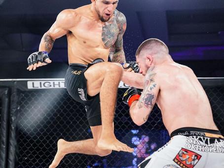 ELEVATING YOUR PERFORMANCE THROUGH NUTRITION W/UFC VET ALBERT MORALES