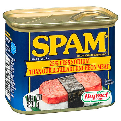 Spam Luncheon Meat (340g)