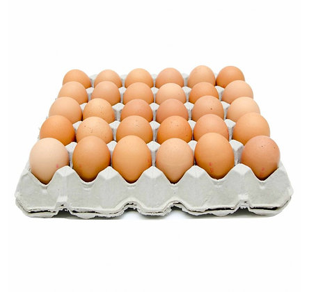 Brown Large Eggs (30)