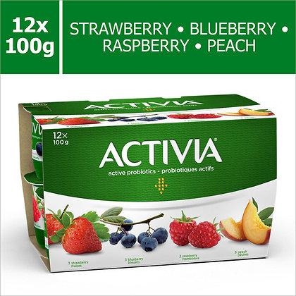 Danone Activia Yoghurt 2.9% (12)