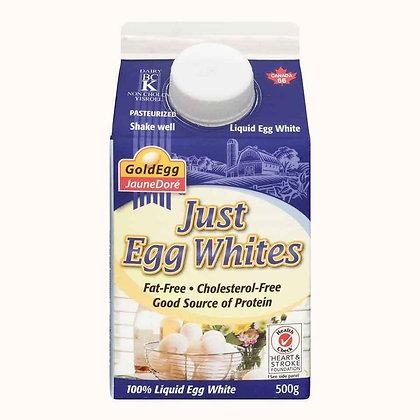 Goldegg Egg Whites (500ml)