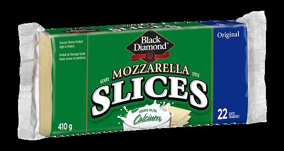 Black Diamond Mozzarella Slice (450G)