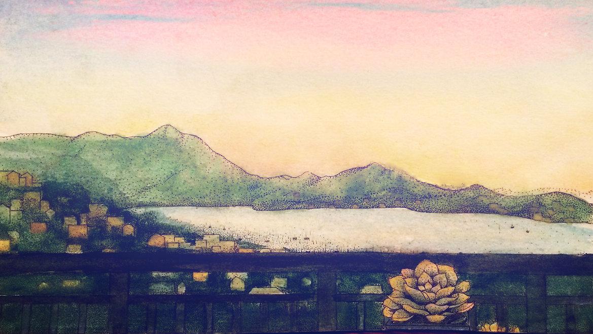 Watercolor By Samantha Shackelford