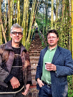 Brad deGraf and Jeff Smith