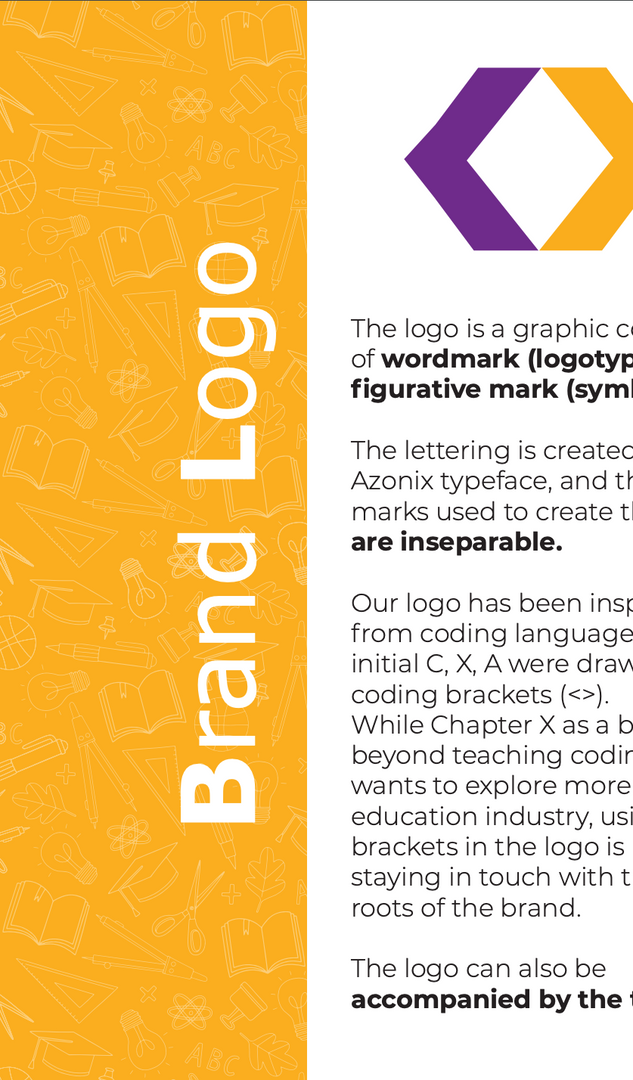 ChapterXAcademy_Branding Guidelines_Logo