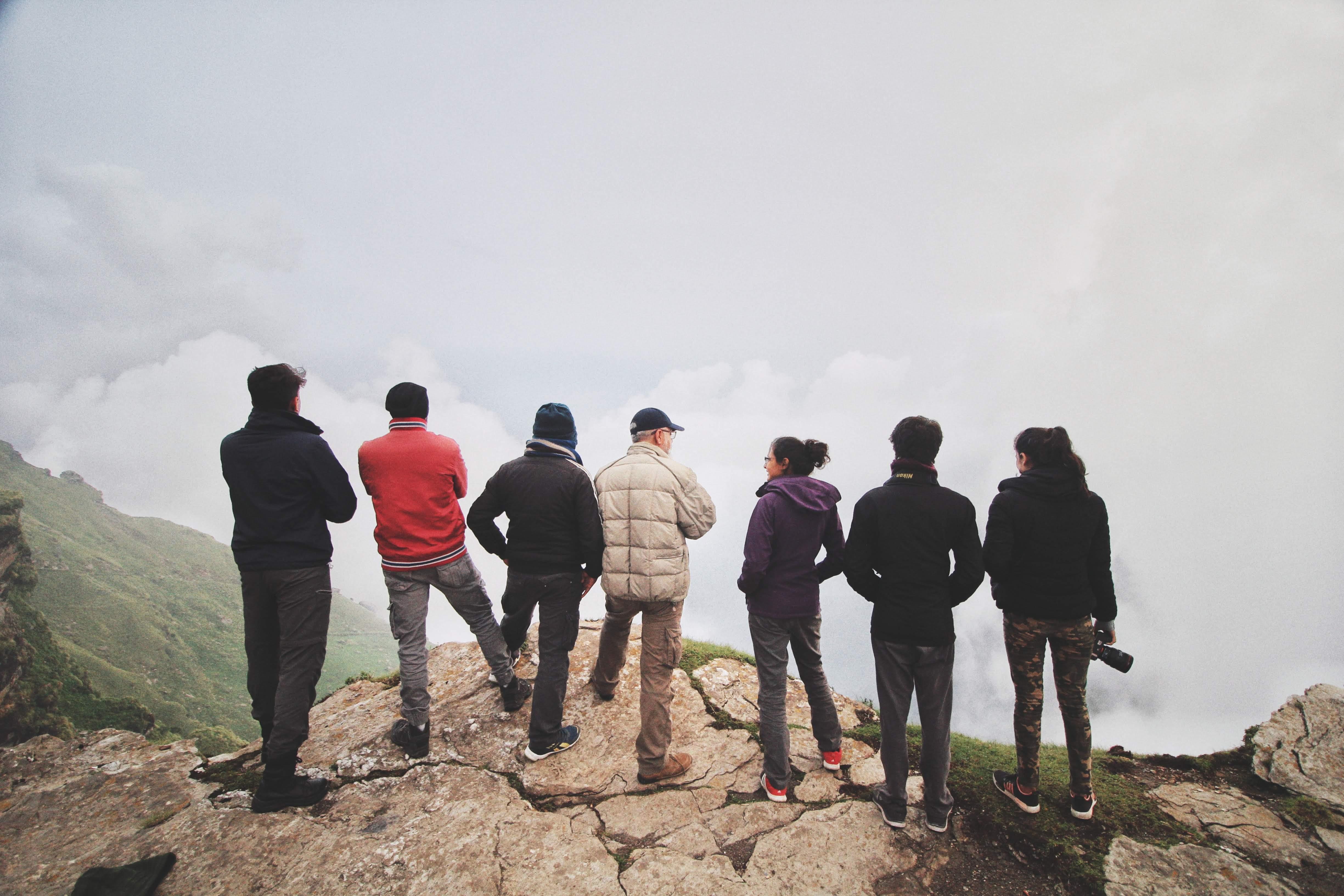 Team Outing, Chopta-Tungnath Trek