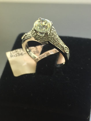 Diamond Ring 鑽石戒子