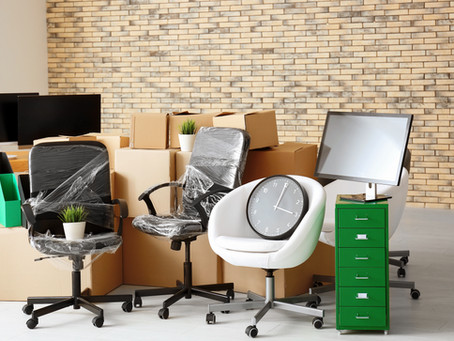 Why Do Companies Move Their Building?
