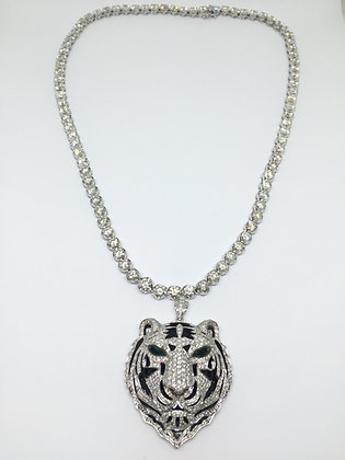 Tiger Necklace Deluxe