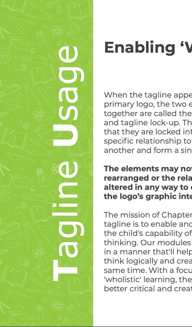 ChapterXAcademy_Branding Guidelines_Tagl