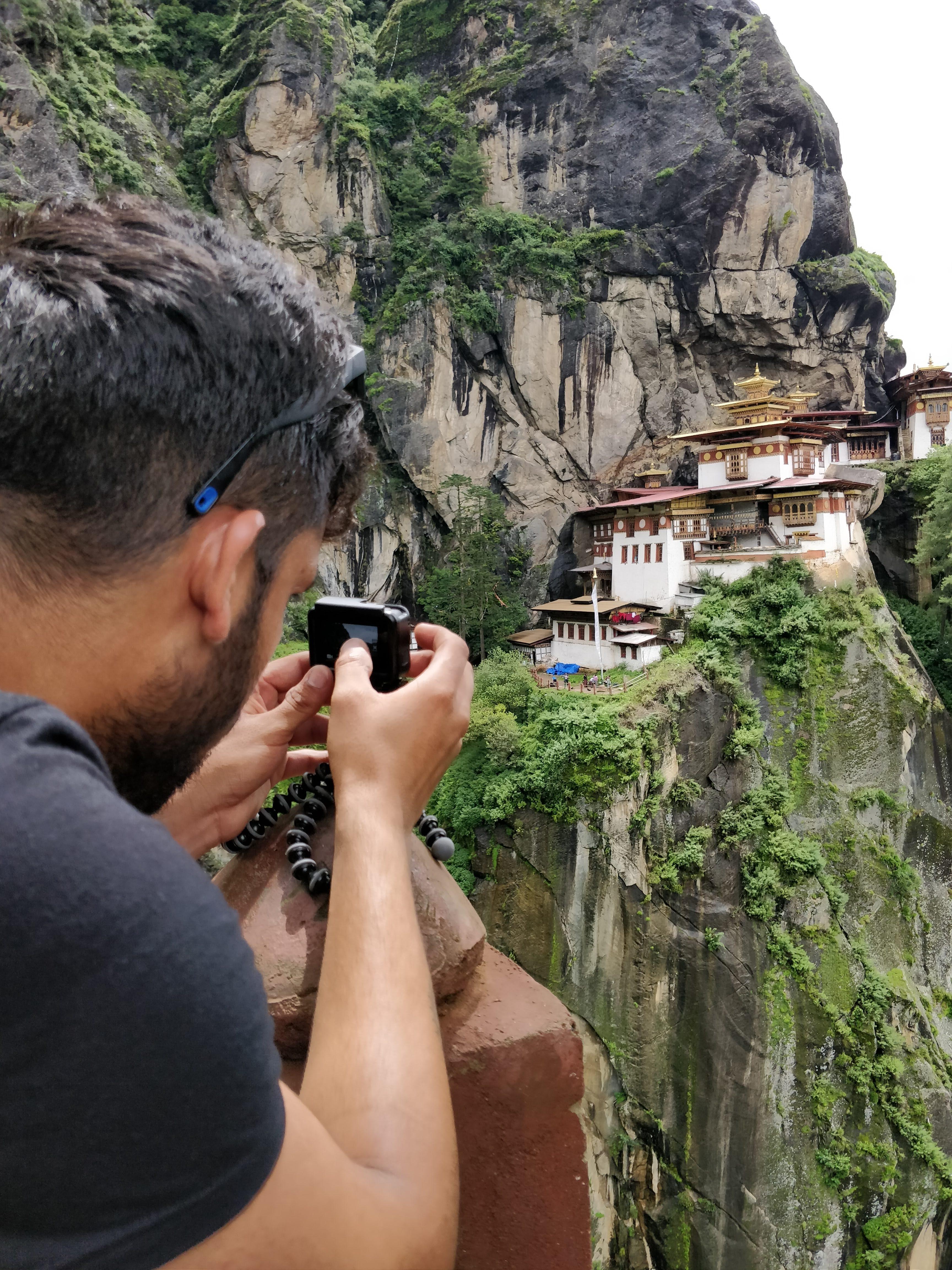 BTS - BMW X-Drive Road to Bhutan