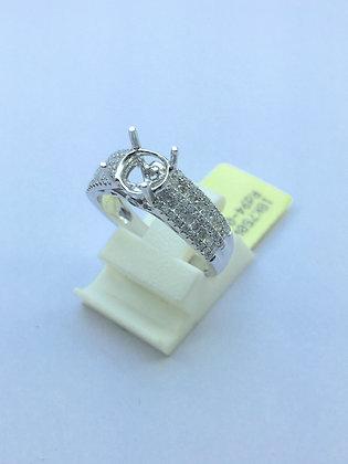 18 K Gold Diamond Rings