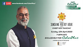 Sunshine Poetry Hour- ColorPlus look goo