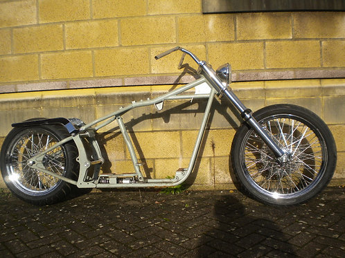 HARLEY SOFTAIL ROLLING CHASSIS