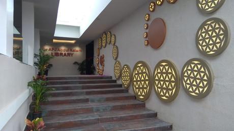Dr APJ Kalam Library, MGIMS