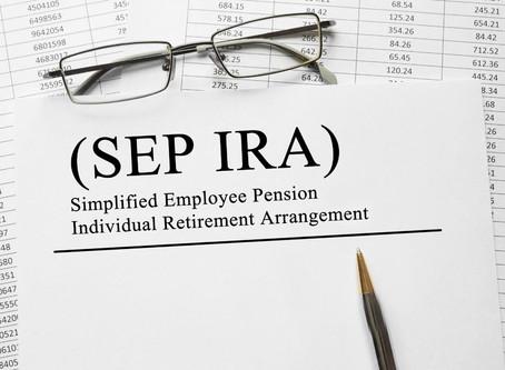 A SEP IRA: A Good Start for an Emerging Business