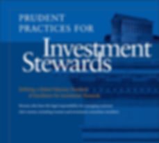 Prudent Practices for Investment Steward
