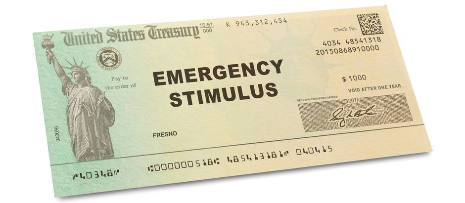 Second Stimulus Check is on the Way