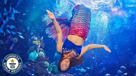 Mermaids in Las Vegas