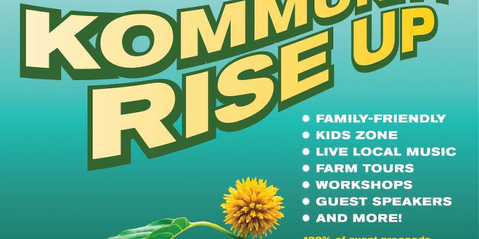 Kommunity Rise Up 2019