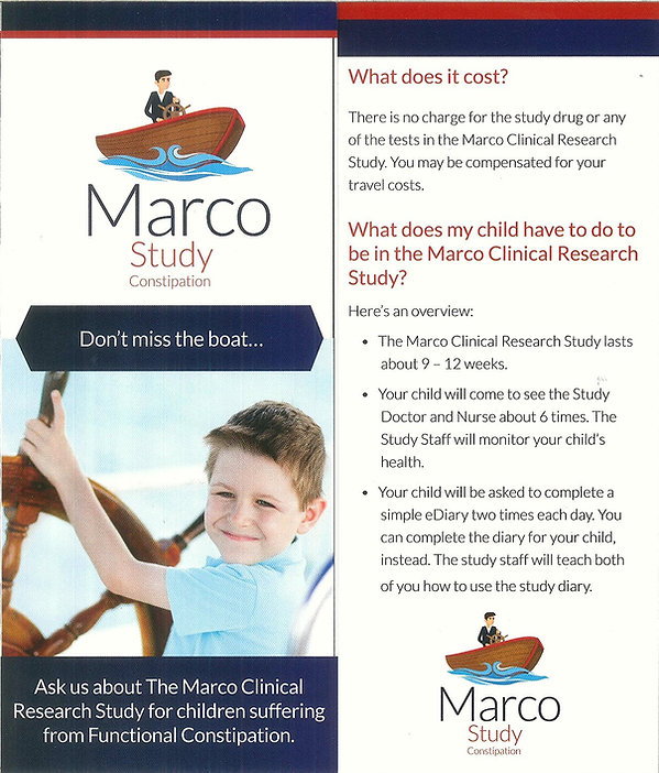 Child Research Study