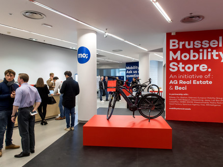 Brussels Mobility Store