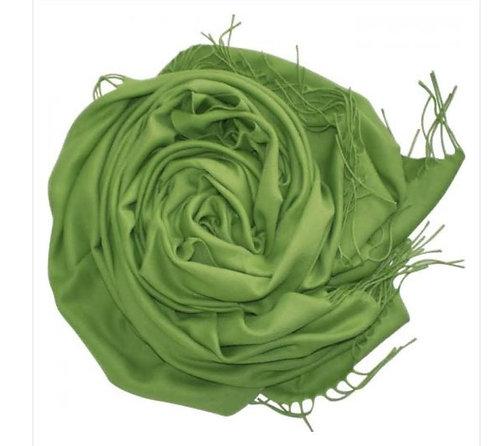 Pashimina Italiana Verde Oliva