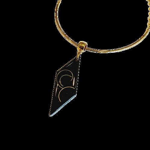 Colar Capim - Coleção Ouro Preto
