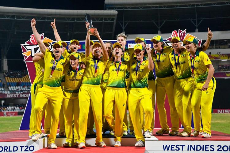 Women's Cricket Team Australia's 'Most Loved' Sports Team, Amongst Those Familiar