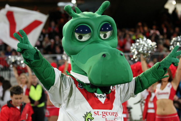 Why St George's Bank's sponsorship of the Dragons is kicking goals