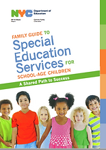 Family Guide to Special Education Servic